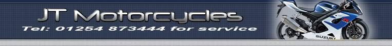 JT Motorcycles Banner